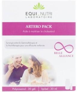 Equi - Nutri - Artero Pack - 60 gélules végétales + Flacon 30 ml
