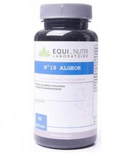 Equi - Nutri - Algéor Complexe N° 18 60 gélules - 100 gr