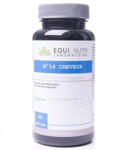 Equi - Nutri - Cheveux Complexe N° 14 - 60 gélules