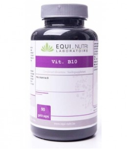 Equi - Nutri - PABA Vitamine B10 - 60 gélules