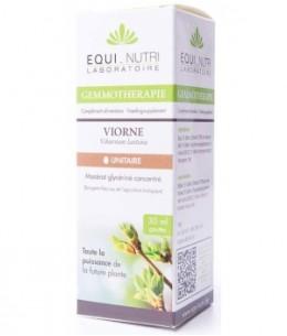 Equi - Nutri - Viorne bio Flacon compte gouttes - 30 ml