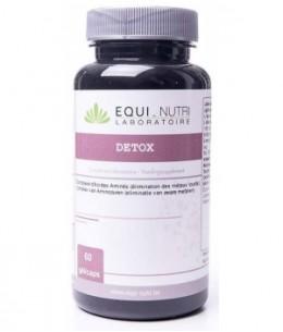 Equi - Nutri - Detox Métaux Lourds - 60 gélules