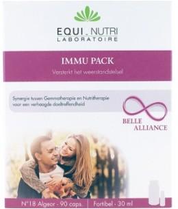 Equi - Nutri - Immu pack - 60 gélules + Flacon 30 ml