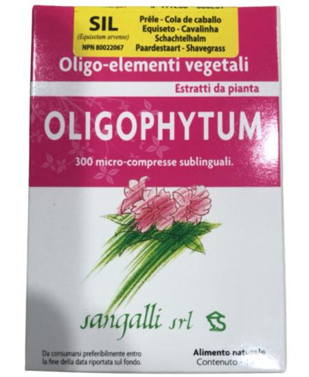 Holistica - Oligophytum Silice - 3 tubes doseurs de 100 micro comprimés