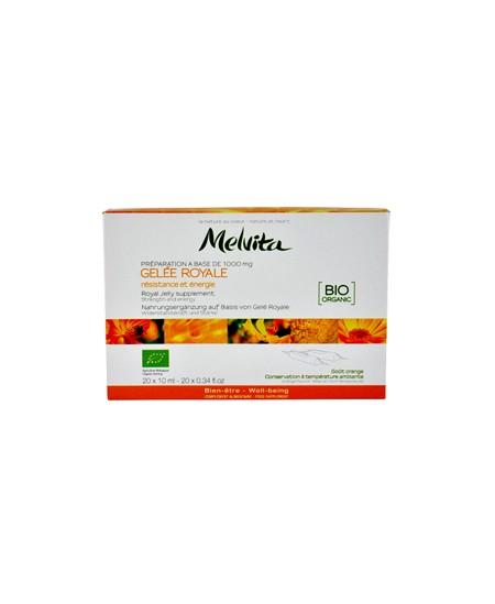 Melvita - Gelée royale 20 ampoules de 10ml - 200 ml