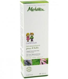 Melvita - Capipoux Elimination radicale des poux et des lentes - 125 ml