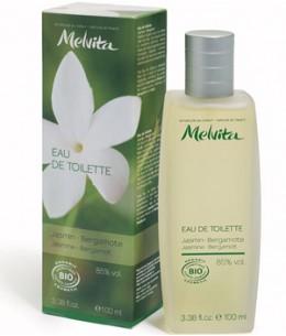 Melvita - Vaporisateur d'Eau de toilette Jasmin Bergamote - 100 ml