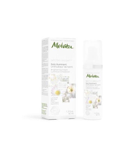 Melvita - Soin illuminant unificateur de teint Nectar Bright - 40 ml