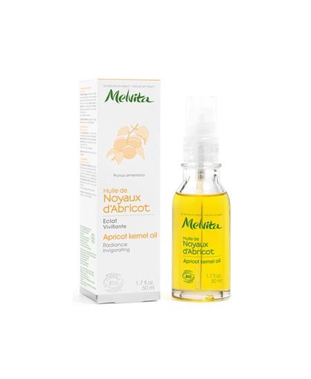 Melvita - Huile de Noyaux d'Abricot Eclat vivifiante - 50 ml