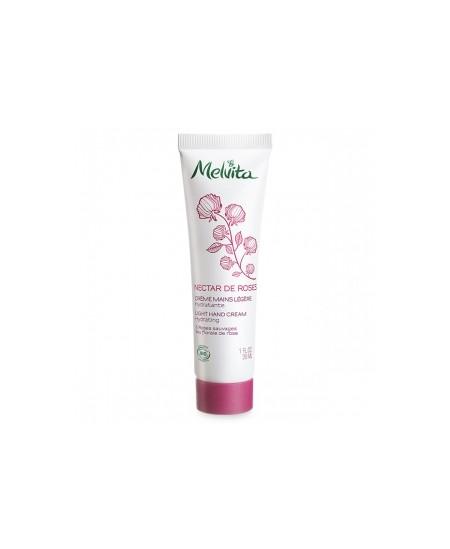Melvita - Crème de beauté Mains et ongles Rose - 30 ml