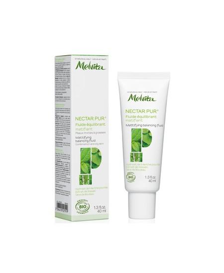 Melvita - Fluide équilibrant matifiant - 40 ml