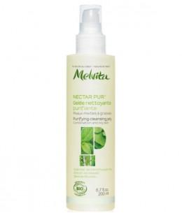 Melvita - Gelée nettoyante purifiante - 200 ml