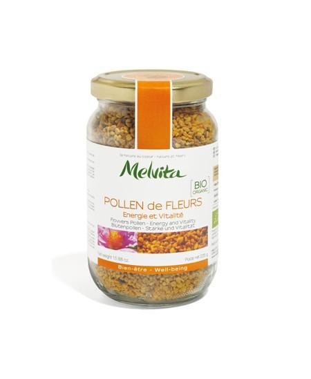 Melvita - Pollen de fleurs BIO - 225 gr