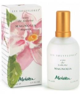 Melvita - Vaporisateur d'Eau de toilette Magnolia Solyflores - 100 ml