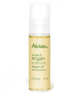 Melvita - Roll on 100% Argan Géranium Ongles et cuticules - 10 ml