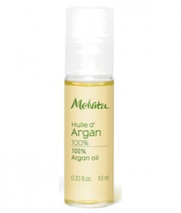 Melvita - Roll on 100% Argan visage et lèvres - 10 ml