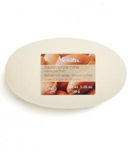 Melvita - Savon de Bain Extra riche sans parfum - 150 gr