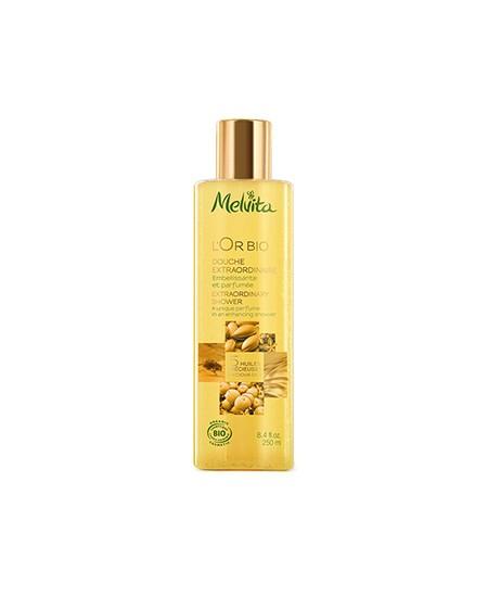 Melvita - L'Or Douche Extraordinaire aux 5 huiles précieuses - 250 ml