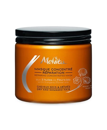 Melvita - Masque concentré réparation - 175 ml