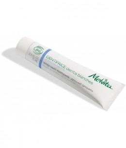 Melvita - Dentifrice Dents blanches Arôme de menthe - 75 ml