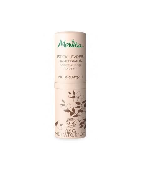 Melvita - Stick Lèvres Nourrissant Argan - 3,5 gr