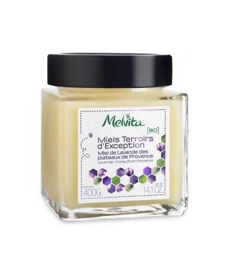 Melvita - Miel de Lavande des plateaux de provence - 400 gr