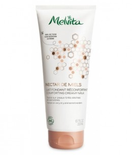 Melvita - Lait Réconfortant Corps Nectar de Miels - 200 ml