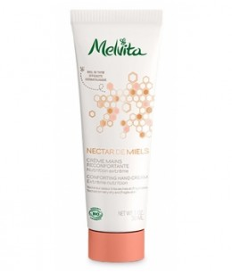 Melvita - Crème mains réconfortante nectar de miel - 30 ml