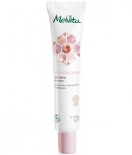 Melvita - Nectar de roses BB cream SPF 15 - 40 ml