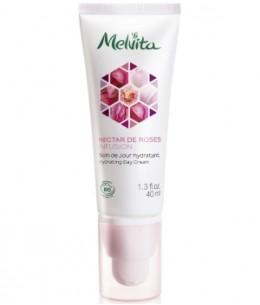 Melvita - Nectar de roses Soin de jour hydratant - 40 ml
