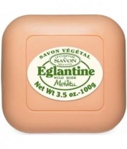 Melvita - Savon Naturel Eglantine - 100 gr