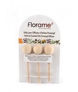 Florame - Stick pour diffuseur d'arôme provençal