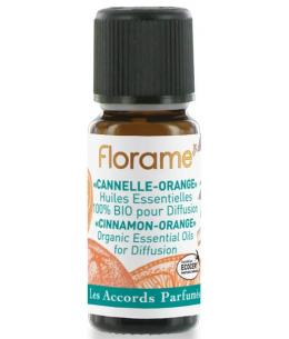 Florame - Composition Huiles essentielles Cannelle Orange - 10 ml