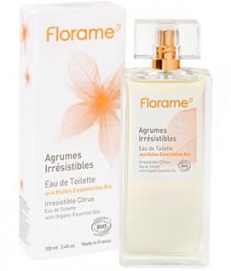 Florame - Eau de toilette Agrumes Irrésistibles - 100 ml