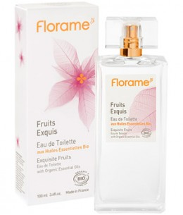 Florame - Eau de toilette Fruits Exquis - 100 ml