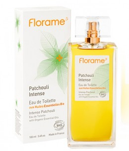 Florame - Eau de toilette Patchouli Intense - 100 ml