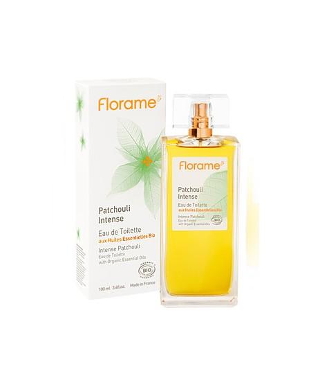 Florame - Eau de toilette Patchouli Intense - 100 ml