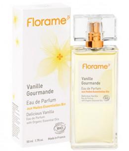 Florame - Eau de Parfum Vanille Gourmande - 50 ml