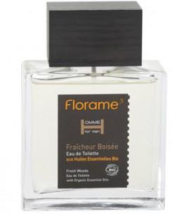 Florame - Eau de toilette Homme Fraîcheur Boisée - 100 ml