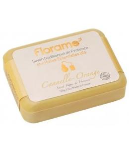 Florame - Savon de Provence Cannelle Orange - 100 gr
