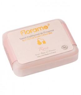 Florame - Savon de Provence Rose - 100 gr