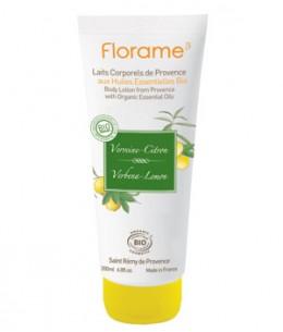 Florame - Lait Corporel de Provence Verveine Citron - 200 ml