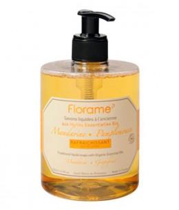 Florame - Savon liquide Mandarine Pamplemousse Rafraichissant - 500 ml