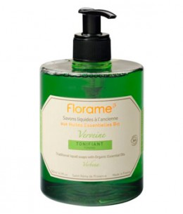 Florame - Savon liquide Verveine Tonifiant - 500 ml