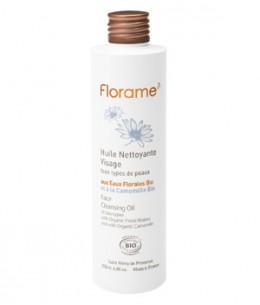 Florame - Huile nettoyante visage - 200 ml