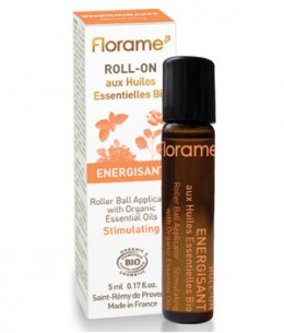 Florame - Roll on Energisant - 5 ml