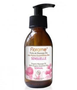 Florame - Huile de Massage Sensuelle - 125 ml