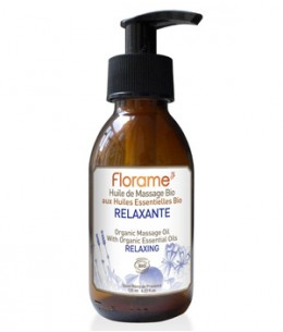 Florame - Huile de Massage Relaxante - 125 ml