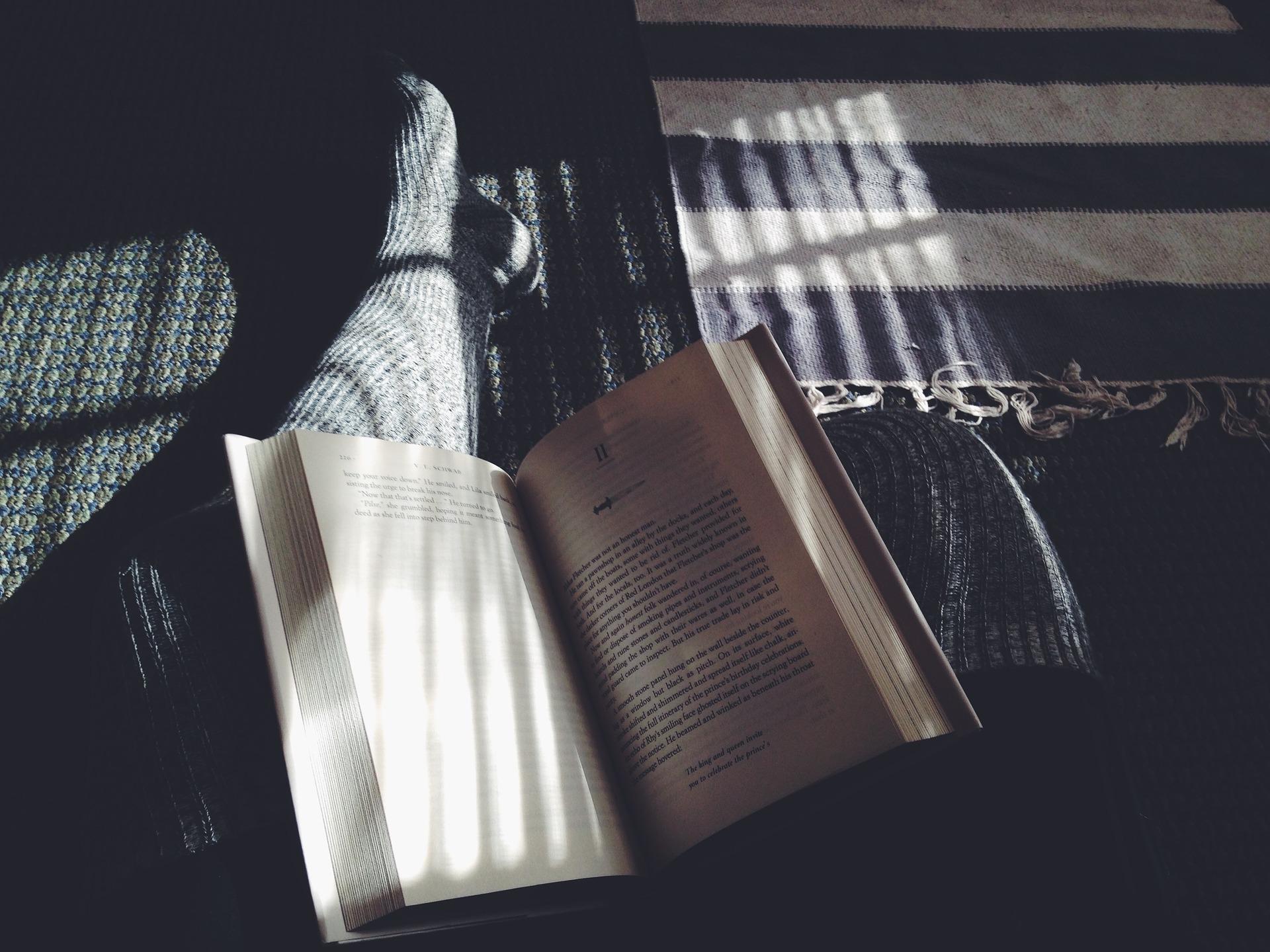 Lire pour mieux dormir