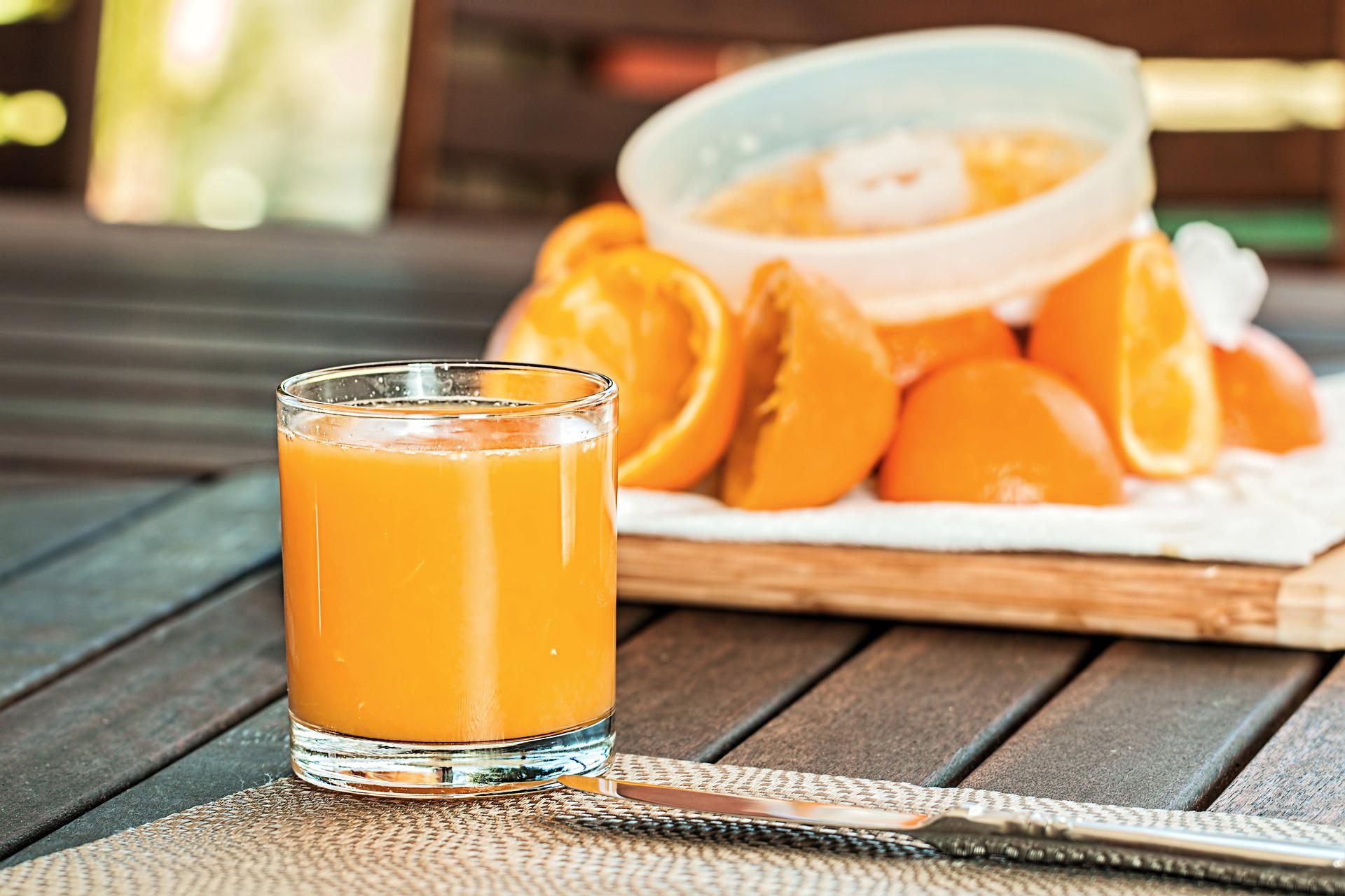 Découvrez le goût unique d'un jus de fruits